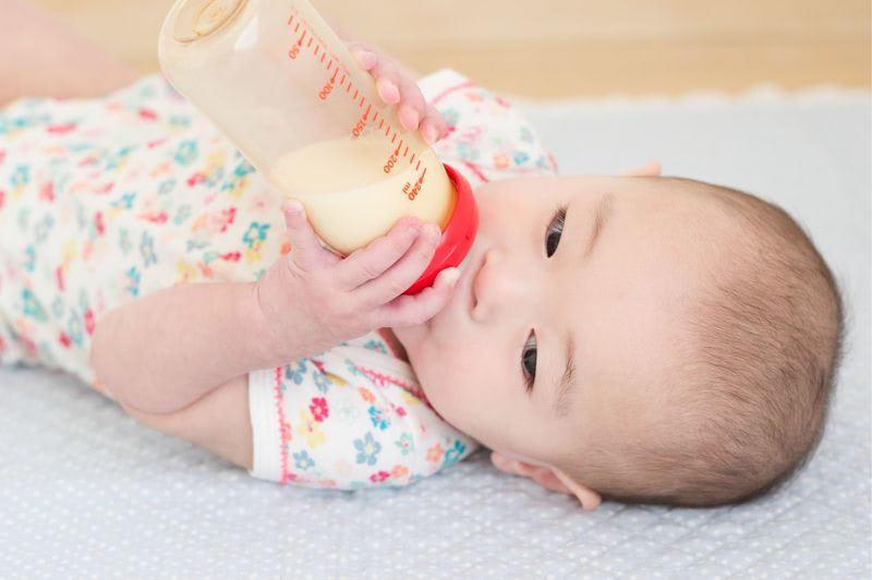 生後7カ月 ミルク