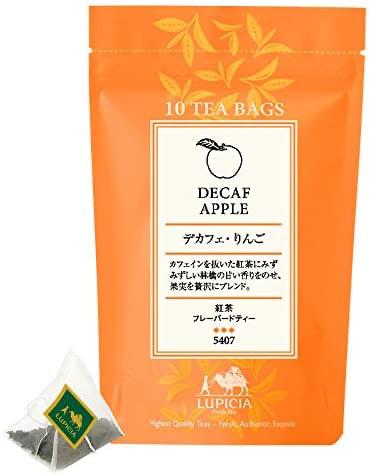 LUPICIA (ルピシア)5407 DECAF APPLE TEA