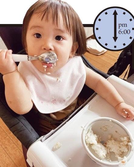 離乳食 食べムラ